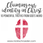 10 Powerful Truths From God's Word