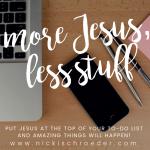 Let's Get Crazy For Jesus!