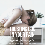 Trusting God In Your Pain